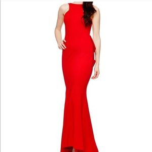 Low Back Maxi Gown